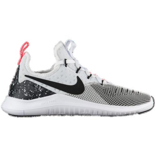 Nike Free TR 8 - Women's - Strength/Weight Training - Shoes -  White/Black/Total Crimson