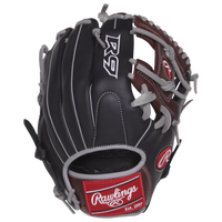 "Rawlings R9 Series 11.5"" I-Web Fielding Glove - Black"