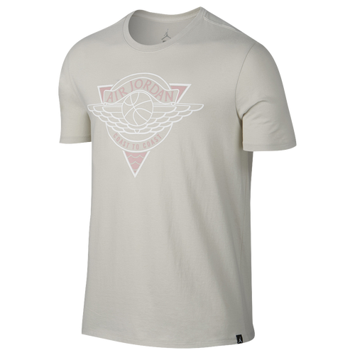 bd3f7e0e3fd82d Jordan Fadeaway All Tourney T-Shirt - Men s - Basketball - Clothing - Light  Bone