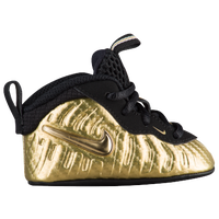 8eef22d0ffe Nike Lil Posite Pro - Boys u0027 Infant - Gold   Black