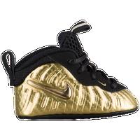 Nike Lil Posite Pro - Boys\u0027 Infant - Gold / Black