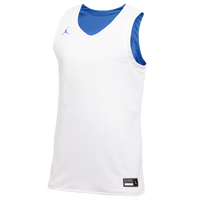 Jordan Team Reversible Practice Jersey - Men's - White / Blue