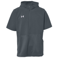 Under Armour Team Team Evo S/S Cage Jacket - Men's - Grey