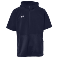 Under Armour Team Team Evo S/S Cage Jacket - Men's - Navy