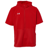 Under Armour Team Team Evo S/S Cage Jacket - Men's - Red