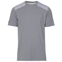 Under Armour Team Sportstyle Stadium S/S T-Shirt - Men's - Grey