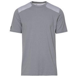 Under Armour Team Sportstyle Stadium S/S T-Shirt - Men's - Steel/Black