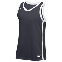 Jordan Team Stock Jersey - Men's - Grey