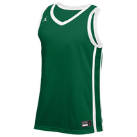 Jordan Team Stock Jersey - Men's - Dark Green