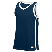 Jordan Team Stock Jersey - Men's - Navy