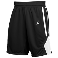 Jordan Team Stock Shorts - Men's - Black