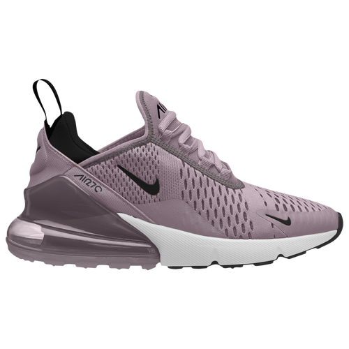 Nike Air Max 270 - Girls Grade School - Nike - Casual - BlackWhiteRacer  PinkCool Grey