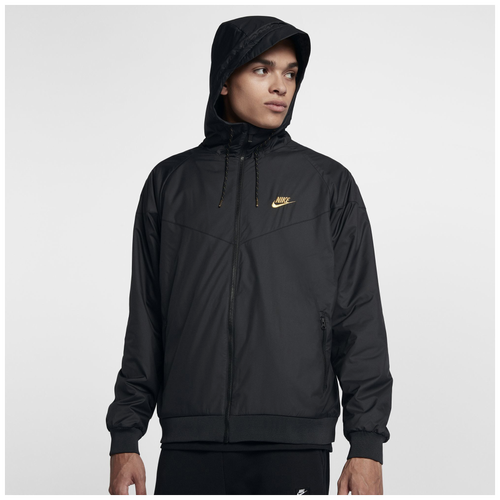 8a7c19d984 Nike Winterized Windrunner - Men s - Casual - Clothing - Black Gold