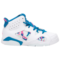 Jordan Retro 6 - Girls' Preschool - White