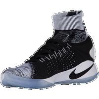 8e07e920fadc Nike Hyperdunk 2016 Flyknit - Men s - Black   White