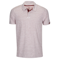 Oakley Gravity Polo - Men's - White / Red