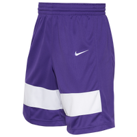 Nike Team Fadeaway Shorts - Men's - Purple