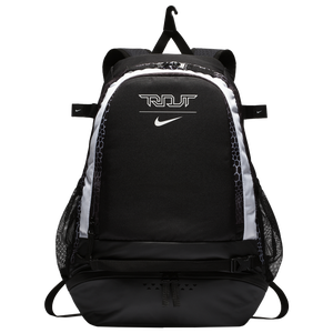 Nike Trout Vapor Backpack - Black/White