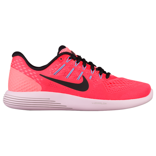 Nike LunarGlide 8 - Women's - Running - Shoes - Hot Punch/Black/Lava  Glow/Aluminum