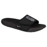 602ac06d79a Nike Kawa Adjust Signature Slide - Boys  Grade School - Kyrie Irving -  Black