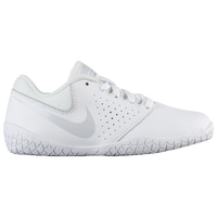 Nike Cheer Sideline IV - Girls' Preschool - White / Grey