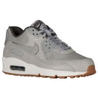 Nike Air Max 90 - Women's - Grey / Off-White