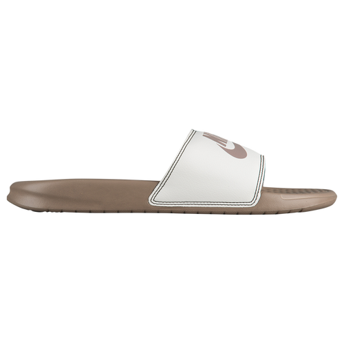 Nike Benassi JDI Slide Men's Sepia Stone/Summit White/Sequoia 43880201
