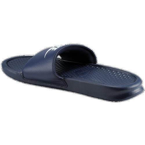 40a8956fecf9 Nike Benassi JDI Slide - Men s - Casual - Shoes - Midnight Navy Windchill
