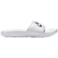 salida de fábrica Nike Benassi Desliza Blanco oficial de salida bonito uMf6pGx