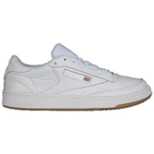 9eb4c01b9f78 mens reebok club c 85 casual shoes