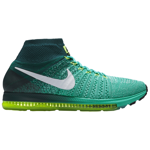 Nike Zoom All Out Flyknit - Men's - Running - Shoes - Clear Jade/Midnight  Turquoise/Volt/White