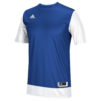 adidas Team Crazy Explosive Shooting Shirt - Men's - Blue / White