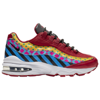 Nike Air Max 95  - Boys' Grade School - Red / Multicolor