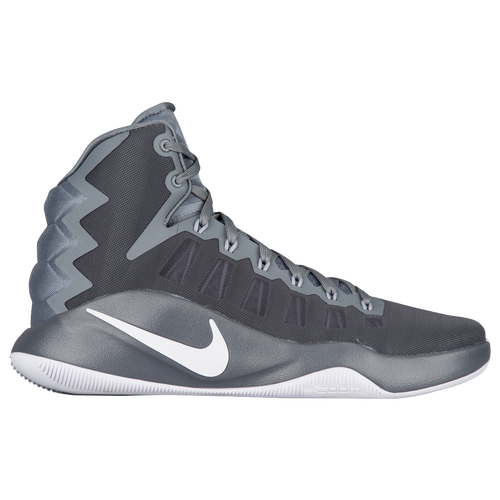 newest ee79a ed097 Nike Hyperdunk 2016 - Men s - Basketball - Shoes - Cool Grey White Wolf Grey