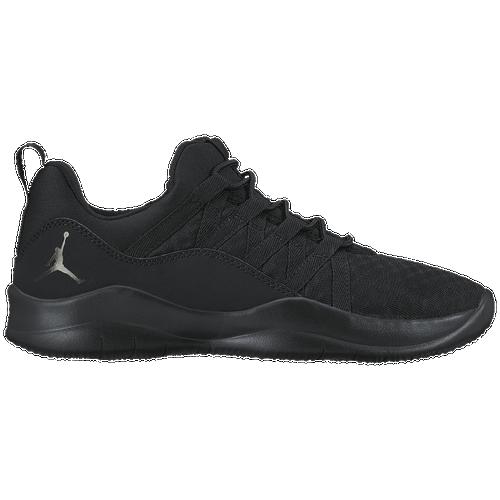 Jordan Deca Fly  Girls Grade School  Basketball  Shoes  BlackBlackBlack