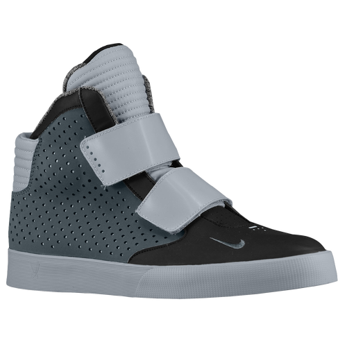 buy popular fcf74 684c1 Nike Flystepper 2K3 - Men s - Basketball - Shoes - Dark Magnet Grey Light  Magnet Grey Black