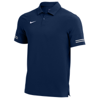 Nike Team Authentic Flex Polo - Men's - Navy