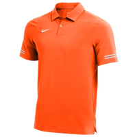 Nike Team Authentic Flex Polo - Men's - Orange