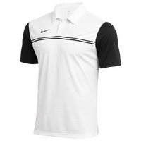 Nike Team Authentic Block Polo - Men's - White