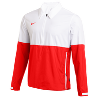 Nike Team Authentic Lightweight Coaches Jacket - Men's - White / Red
