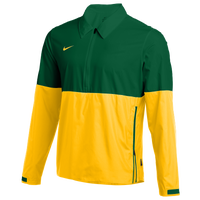 Nike Team Authentic Lightweight Coaches Jacket - Men's - Green / Yellow
