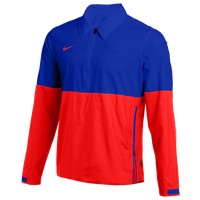Nike Team Authentic Lightweight Coaches Jacket - Men's - Blue / Red