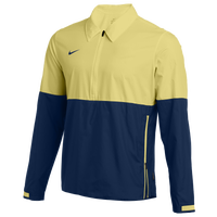 Nike Team Authentic Lightweight Coaches Jacket - Men's - Yellow