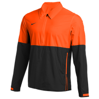Nike Team Authentic Lightweight Coaches Jacket - Men's - Orange