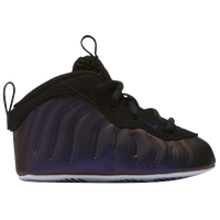 Nike Little Posite One - Boys\u0027 Infant - Black / Purple