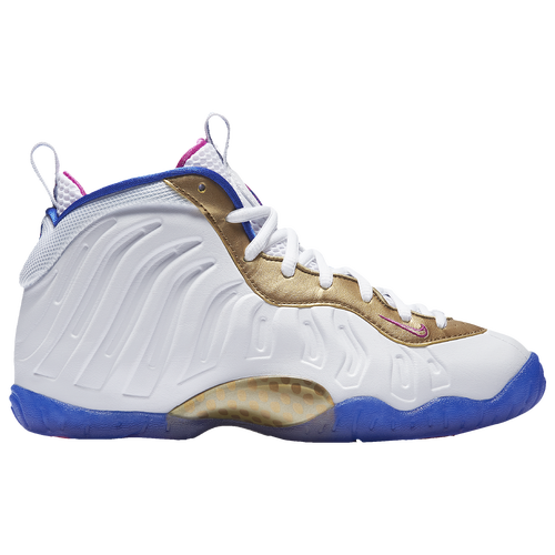 829a6079dc0 Nike Little Posite One - Boys  Grade School - Basketball - Shoes ...