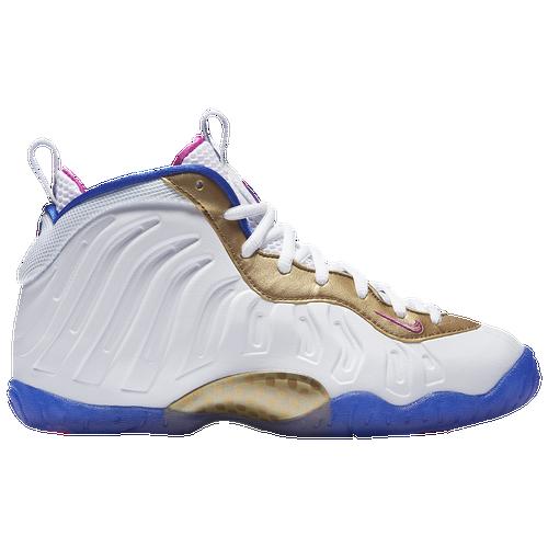 819e2068f8087 Nike Little Posite One - Boys  Grade School - Basketball - Shoes ...