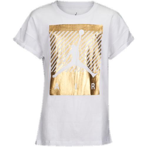 Jordan Shirt Design | Jordan Mega Wings T Shirt Girls Grade School Jordan