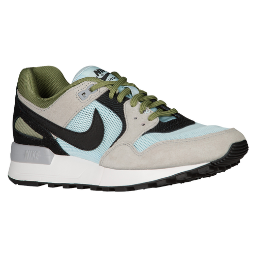 Nike Air Pegasus '89 - Women's Casual - Glacier Blue/Black/Wolf Grey/Palm Green/White 44888403
