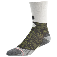 Stance Corral Run Crew - Women's - Grey / White